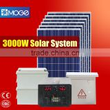 Moge 3kw complete atmospheric water generator solar monitoring system for home