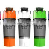 Factory Custom Logo shaker bottle Bpa Free Protein shaker bottle wholesalecustom protein shaker joyshaker bottle