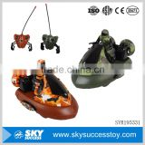 Appearance diverse custom accept children ABS bumper rc racing car