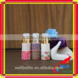 Paper tube for lip balm with round food grade cardboard tube with metal cosmetic packaging tubes