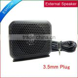 CB Radios Mini External Speaker NSP-100 ham For Kenwood Motorola ICOM Yaesu