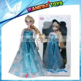 Limited Edition frozen princess doll Elsa mini baby doll action figures