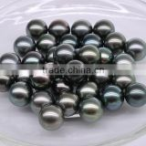 AAA Chocolate Undrilled Loose Tahitian Pearls Wholesale
