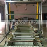 Feiyide Semi Automatic Plating Machine Nickel Zinc Screws Barrel Electroplating Line