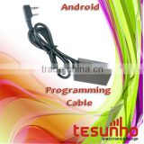 INquiry about TESUNHO smartphone programming software and programming cable for Weierwei EVE-V10