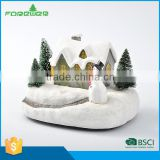 Rational Construction LED Christmas Decoration Fimo Polymer Clay Christmas Decoration