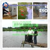 Hot sale!!! Bait casting feed machine/Fish food feed machine/Automatic fish feeding machine