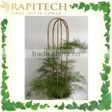 120cm Garden U Shape Bamboo Hoop Supports Plant Support