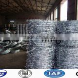 military barbed wire /Farming Barbed Wire/Galvanised Double Stranded Barbed Wire Livestock Security Fencing 200m