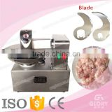Hot sale Design Vertical Type Bowl Cutter Mixer/meat cutting machine