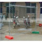 Welded Mesh Type and Square Hole Shape chain link fence/ malla de alambre de diamante,valla