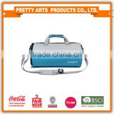 SMETA Sedex audit 4p factory Travel Sports Bag for Women and Men Small Gym Bag with Shoes Compartment