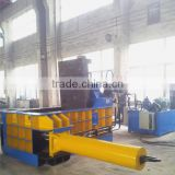 CE bale pushing metal scrap baler(Y81T-160A)