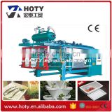 ps foam shape molding machine/polystyrene foam container production line