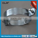 quick lock stainless steel pipe clamp for pipe fitting