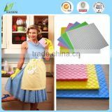 magic cleaning kitchen foam cellulose sponge cloth/sponges for washing dishes China manufacturer