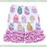 sailing shorts little kids wear Easter Egg partten print fresh style children thongs underwear