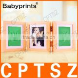 Baby Handprint & Footprint Cay Ornament Kit