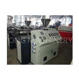 Small Plastic Profile Extrusion Machine with Single Screw Extruder , Standard or Customized