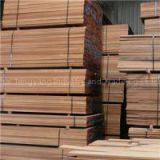 Wholesale Durable Natural Teak Square Logs