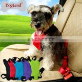 DogLemi Car Vehicle Dog Seat Safety Belt Pet Harness Free shipping