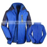 2017 bulk wholesele outdoor jacket with waterproof windproof