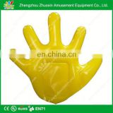 PVC cheap giant inflatable big hand
