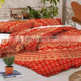 India suppliers home textile hot products cotton cheap indian duvet cover