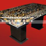 High Quality Dining Tables With Marble Inlay Table