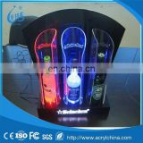 2015 The LED acrylic wine bottle holder/wine display