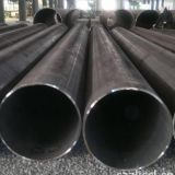 China 56 inch ASTM A671 B70 CL22 LSAW steel pipe factory