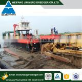 China Cutter Suction Dredger in Nigeria JMD650