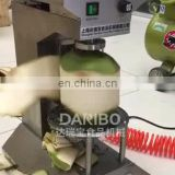Hot selling fruit and vegetable peeling machine green coconut Stripper automatic peeling machine coconut decorticator