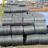 hot sale coils steel wire rod sae 1008 for construction application from shanghai factory