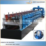 metal building steel frame roll forming machine c z section steel purlin production line