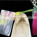 Hot Selling products Pain releif Transparent Silicone Gel Heel pad/heel stick foot care soft Protection insoles