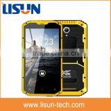 "waterproof dustproof IP68 5.5"" quad core 4G smartphone rugged android mobile phone NFC GPS with 1GB ram+8GB rom"