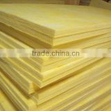 glass wool panel/blanket/board for Heat insulation for wall and roof of house