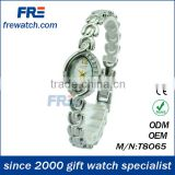 mobile phone watch automatic watch quartz stainless steel watch back water resistant(T8065)