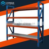 Light Duty Rack Steel Furniture Custom 4 Tier Iron Rack                                                                         Quality Choice