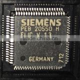 New original PEB20550H-V1.3 PEB20550HV1.3 PCM, OTHER/SPECIAL/MISCELLANEOUS, 80 Pin, Plastic, QFP