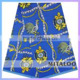 Mitaloo Cotton Wax Fabric Printed Fabric African Ankara Fabrics MCT1001