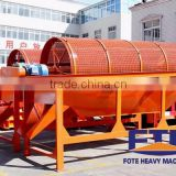 Mineral Processing Roller Screen Gold Wash Plant Screen Rotary Drum Stone Trommel Washing Screen