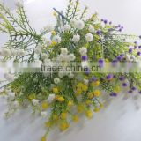 wedding flower plastic artificial baby breath