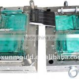 all kinds of customized plastic HP printer parts mould