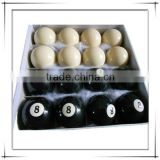 High Quality Billiards 57mm And 52.5mm 8 Pool Ball And White Ball                                                                         Quality Choice