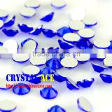 Discount non hot fix crystal strass, non hot fix stone, flat back rhinestone bulk wholesale for ornament