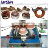 Replace RUFF toroid winder by (SS300 series) gear type automatic big heavy toroid coil winding machine