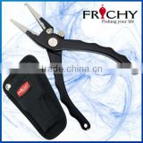 FRICHY SUS420J2 Stainless Steel Jaws Aluminium Alloy MULTI-PURPOSE Fishing Cutting Pliers