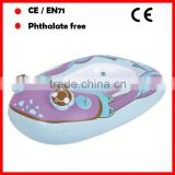 Hot sale inflatable baby boats ,pool floating boats for kids